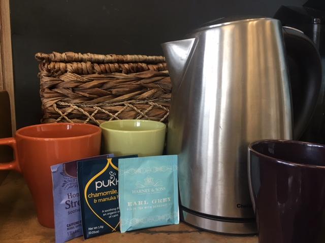 It's Tea Time... So, Spill It.