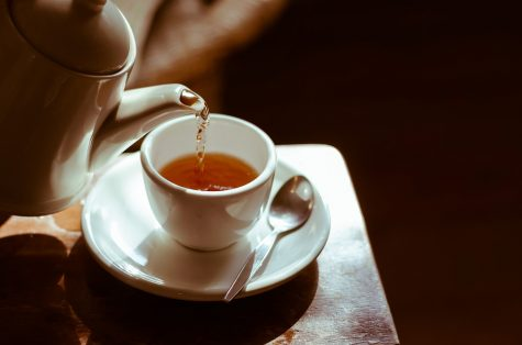 Tea Time: Stress and Anxiety