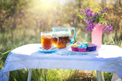 Tea Time:  What to Do with Summer?