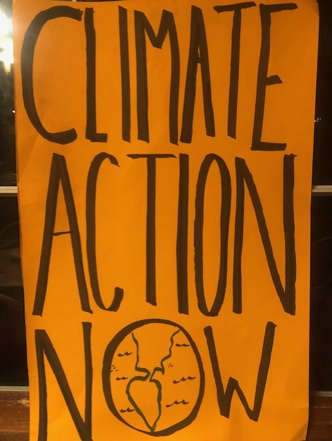 RBK Walkout for Climate Change