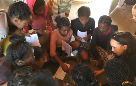 Culture Connect in Madagascar: Connection Sought, Gained