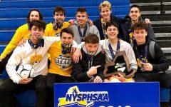 Rhinebeck Boys Soccer Champions Enjoy One Last Hoorah