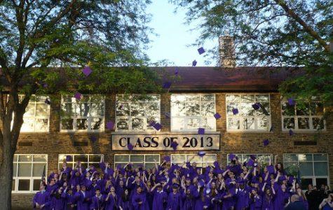 RHS Seniors Say Goodbye and Share Advice