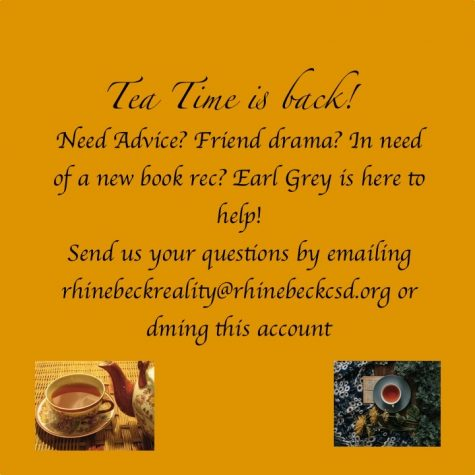Tea Time Call For Submissions!