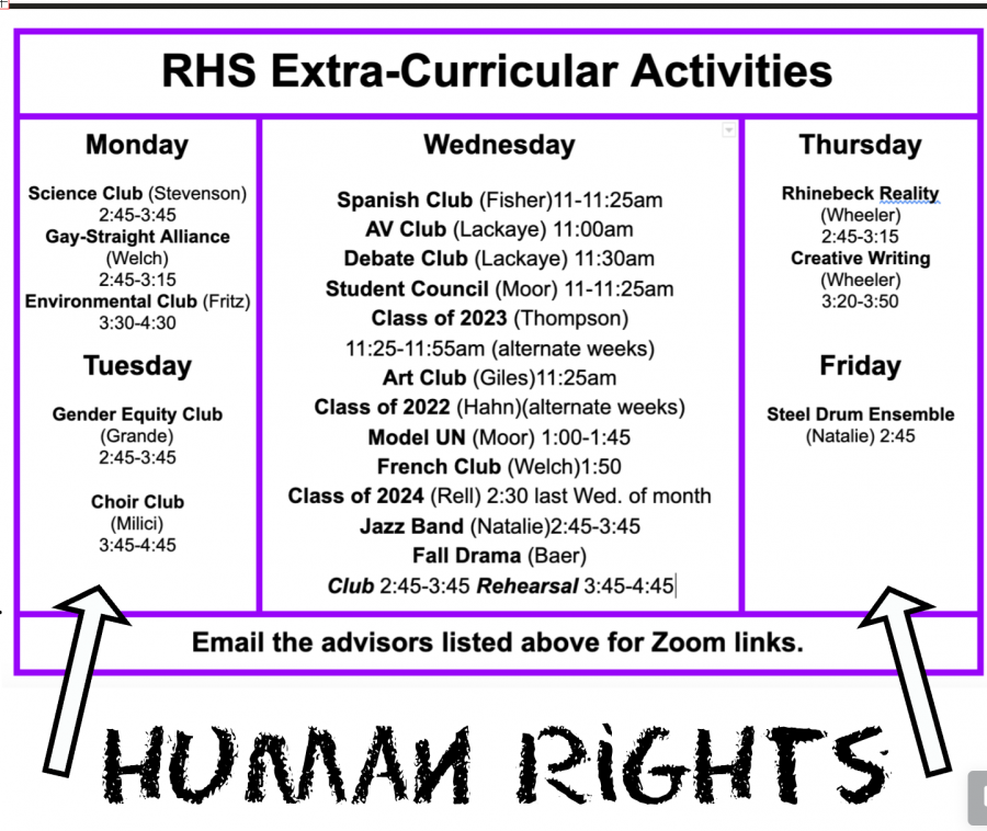 New+Human+Rights+Club+to+Engage+Student+Activists