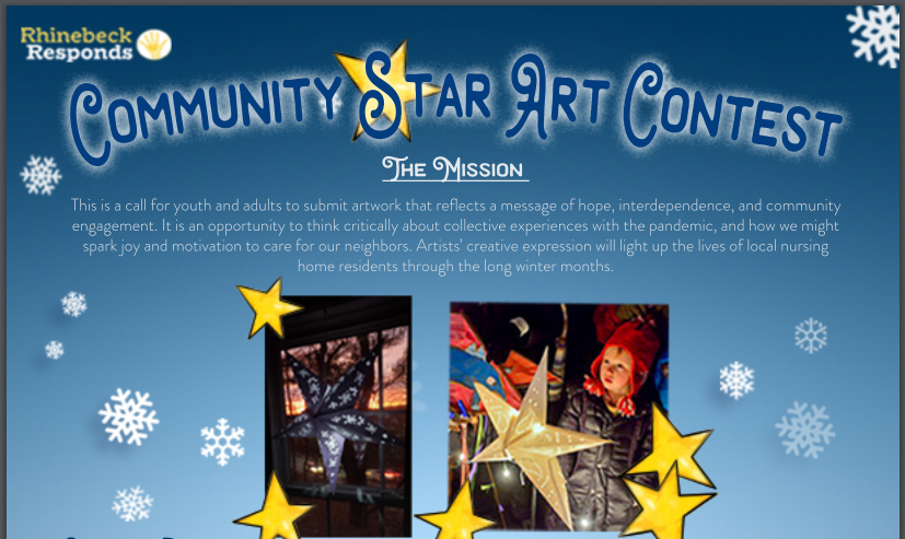 Community Star Art Contest