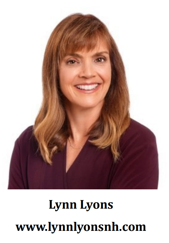 Strategies for Life in the Time of Covid: Lynn Lyons Returns to RHS