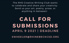 Call for Submissions:  Murmur Literary Magazine 2021