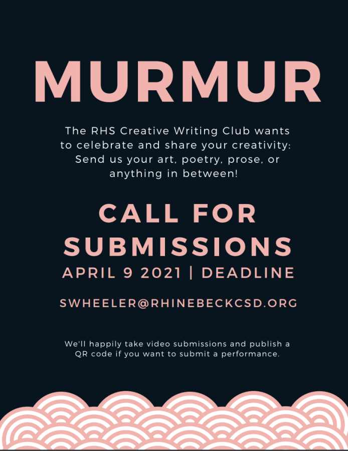Call+for+Submissions%3A++Murmur+Literary+Magazine+2021