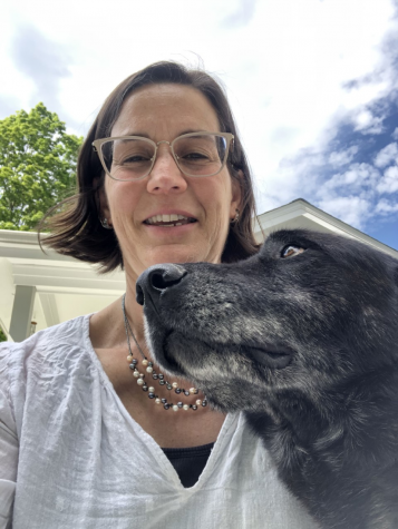 BLPT member Katherine Mustello has researched local agencies providing therapy dog services .