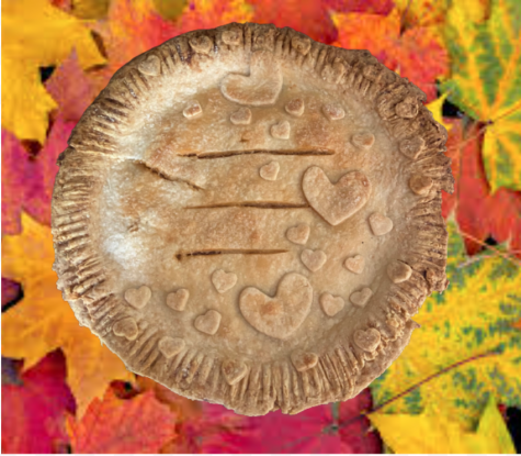 A fall pie is a great way to celebrate autumn. Pie made by Alejandra Dickens.