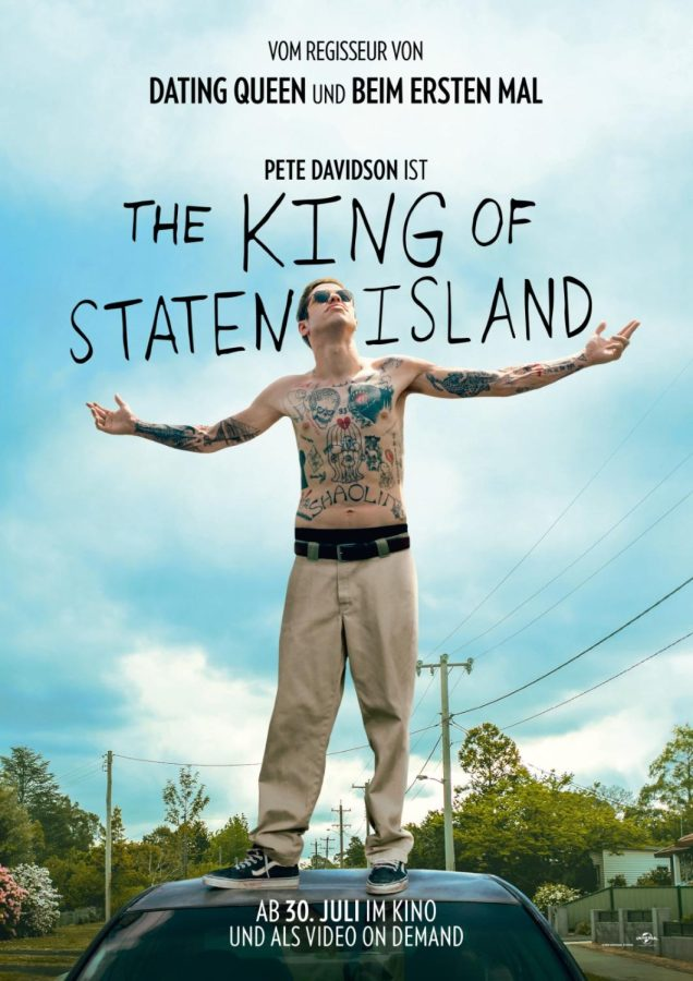 The King of Staten Island (2020) Review